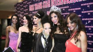 Miss Trans International Barcelona 2012