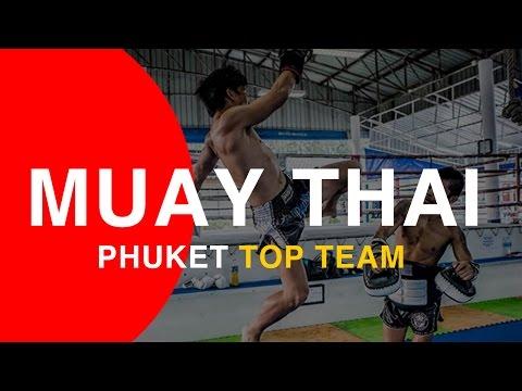 muay thai camp phuket