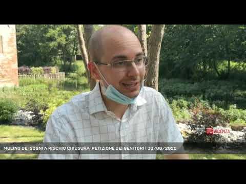 MULINO DEI SOGNI A RISCHIO CHIUSURA, PETIZIONE DEI GENITORI | 30/06/2020
