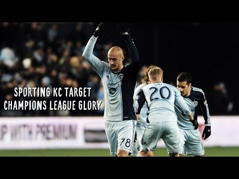 Video: Sporting KC target CONCACAF Champions League glory
