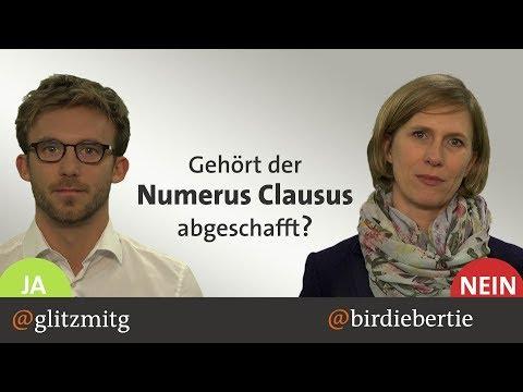 Pro und Contra: Numerus Clausus abschaffen?