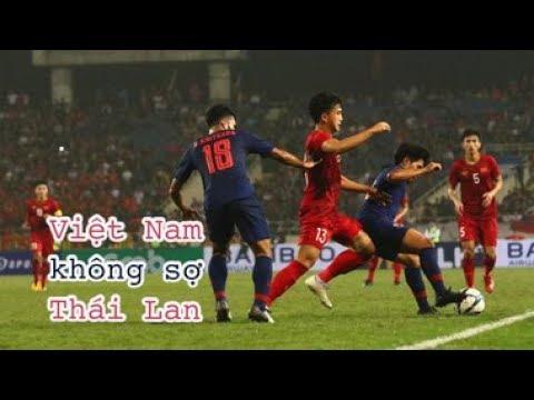 HLV Park Hang-seo khẳng định Việt Nam không phải sợ Thái Lan nữa - Thời lượng: 85 giây.