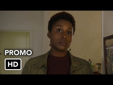"Insecure 1x03 Promo ""Racist as F**k"" (HD)"