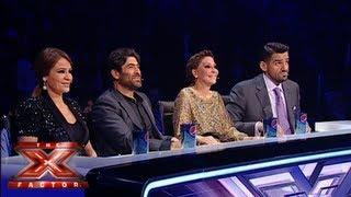 الحلقة الخامسة عشر كاملة - العروض المباشرة الاسبوع 4 - The X Factor 2013
