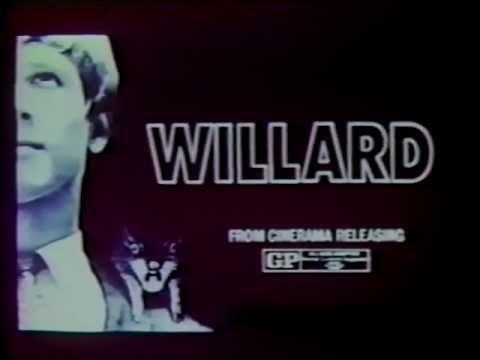 Willard 1971 TV trailer