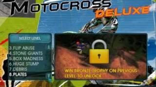 Видео в Super Motocross Deluxe