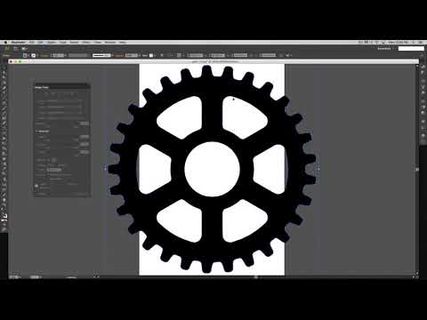 RDworks Tutorial 5 Bitmap Trace Illustrator Output Vectors For PL1220 CNC Laser Cutters