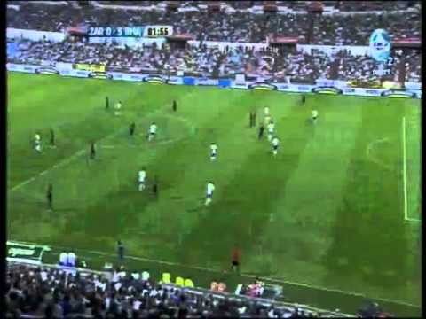 Gol Kaka – Zaragoza 0×6 Real Madrid – 28/08/11