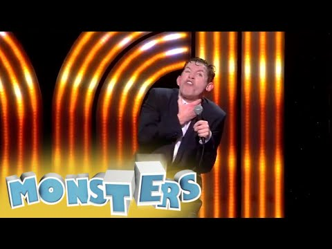 Failing Technology - Lee Evans: Monsters