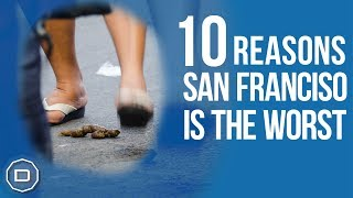 Download Video SAN FRANCISCO: 10 Reasons San Francisco is the Worst (2018) MP3 3GP MP4