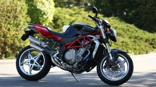 10. MV Agusta Brutale 910 acceleration and exhaust sound