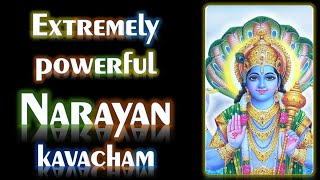 Extremely Powerful Narayan Kavach  ????  ?????? ???