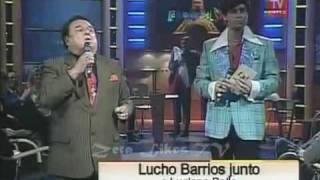 Lucho Barrios y Homenaje de TV Chile