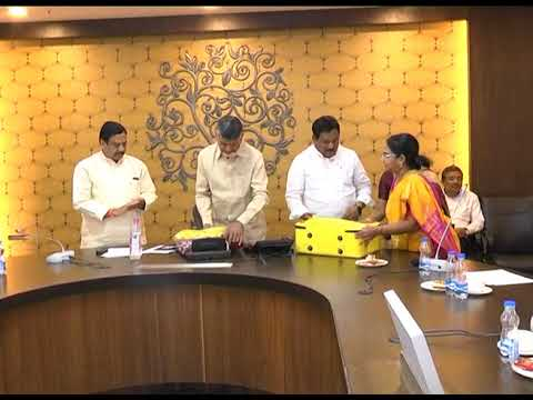 MOTHER KIT RELEASED BY AP CM AT SECRETARIAT ON 02082018