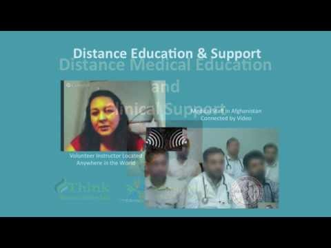 Distance Medical Education and Clinical Support