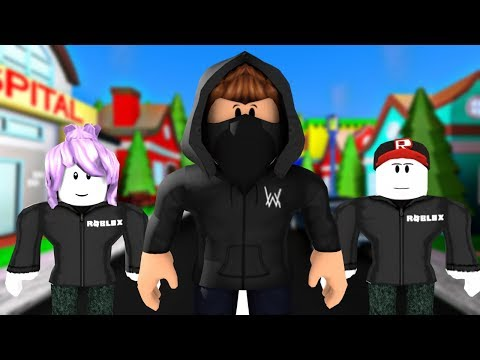 ROBLOX SAD NOOB STORY - The Spectre (Alan Walker)