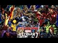 Marvel Tribute [Shinedown - Diamond Eyes] (HD)
