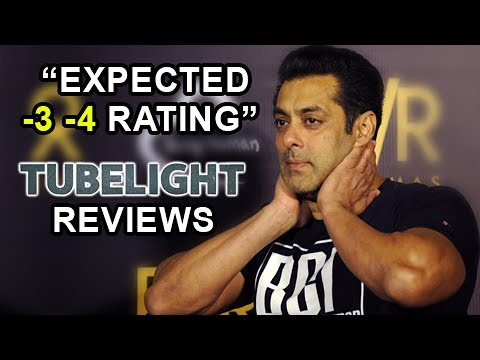 Salman Khan's FIRST Reaction For Tubelight Movie P