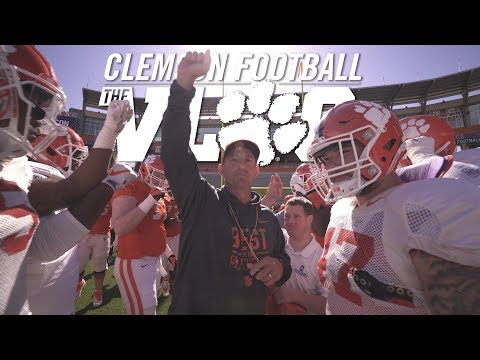 Clemson Football || The Vlog (Season 2, Ep 6) (видео)