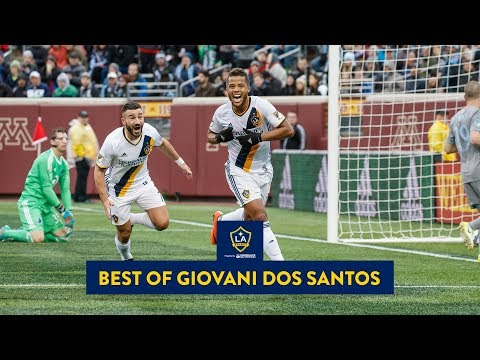 Video: Watch the best of Giovani dos Santos in 2017