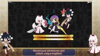Touhou Double Focus — Introduction Trailer EU - PS4 e PS Vita