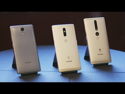 , title : 'Lenovo's Phab 2 Pro: the first phone with Google Tango'