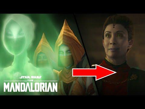 Is MORGAN ELSBETH a NIGHTSISTER? - Mandalorian Season 2 Episode 5 Theory