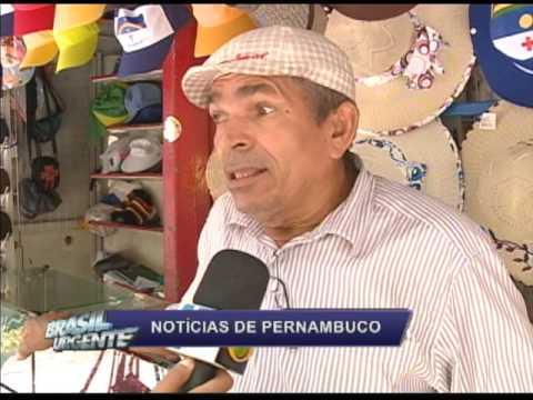 Insegurança na Avenida Guararapes