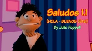 SPANISH FOR KIDS VIDEO PROGRAM (MODULE 1.1)