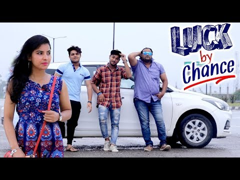 LUCK BY CHANCE  Firoj Chaudhary  Full Entertainment  Comedy Videos