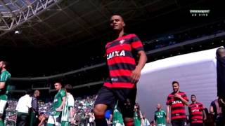 Palmeiras 4 X 2 vitória - melhores momentos HD