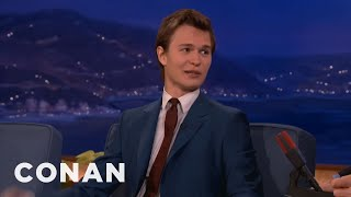 Video Ansel Elgort's Miniature Pick-Up Lines MP3, 3GP, MP4, WEBM, AVI, FLV Januari 2018