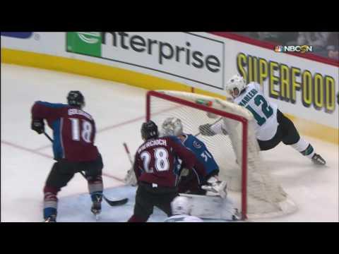 Video: Gotta See It: All 4 of Marleau's third-period goals