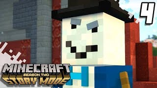MINECRAFT: STORY MODE (Season 2 - Episode 2) - Part 4 - The Truth!