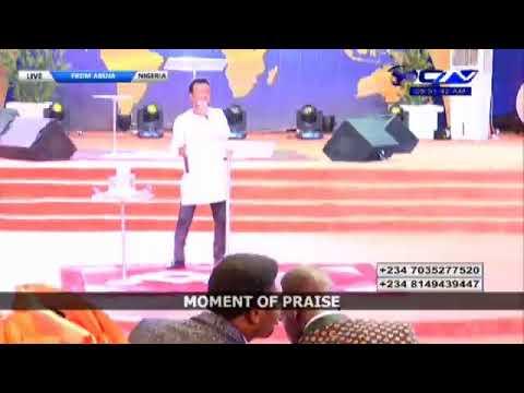 CELEBRATION SERVICE WITH JOSHUA IGINLA