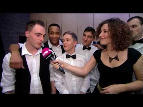annes Vlaamse Muziek Awards - Pre-show met Dean, Gene en Maureen