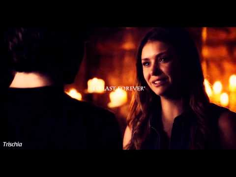 "Damon/Elena (6x01) - ""A love that consumed me."""