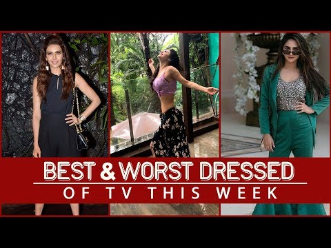 Video Jennifer Winget, Divyanka Tripathi, Karishma Tanna : TV's Best and Worst Dressed of the Week download in MP3, 3GP, MP4, WEBM, AVI, FLV January 2017