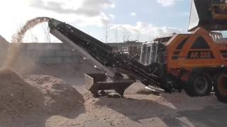 Doppstadt AK 235 High Speed Shredder