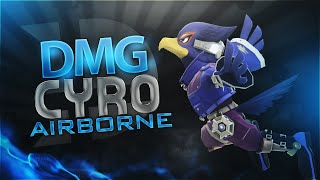 【SSB4】DMG Cyro: Airborne – Falco Combo Video