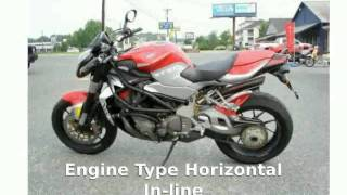 6. 2009 MV Agusta Brutale 1078 RR - Features