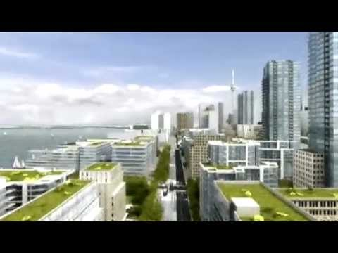 Waterfront Toronto: Welcome to our new blue edge