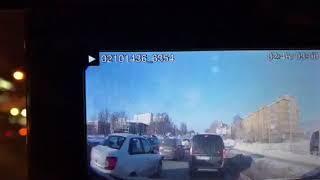 Автомобиль c ГБО взорвался на повороте в Нижнем Новгороде