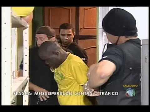 MegaOperação da Policia Civil/MG