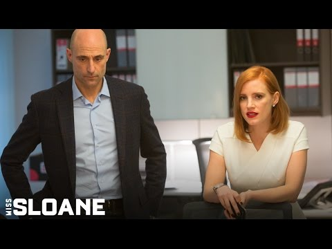 Miss Sloane (Clip 'I Don't Remember You Caring')