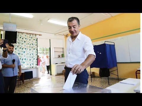 Δήλωση του Στ. Θεοδωράκη μετά την άσκηση του εκλογικού του δικαιώματος