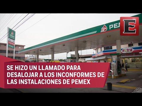 En Mexicali 180 gasolineras cerradas por falta de suministros