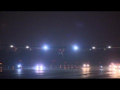 Συνεχίζει το ταξίδι του το ηλιακό αεροπλάνο Solar Impulse