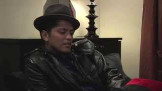 Bruno Mars: Love & Respect For Michael Jackson {RhapsodyInColour}