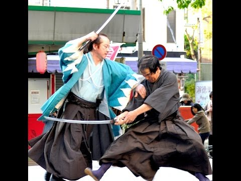Samurai Assassination! Death Of Shinsengumi Leader Serizawa Kamo 新選組